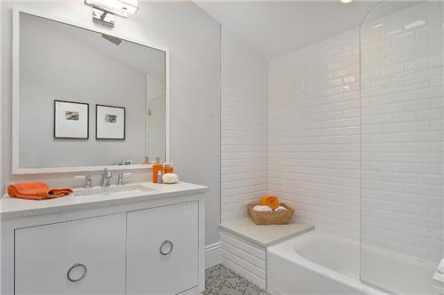 5平米卫生间装修效果图 小户型浴室装修设计案例图片