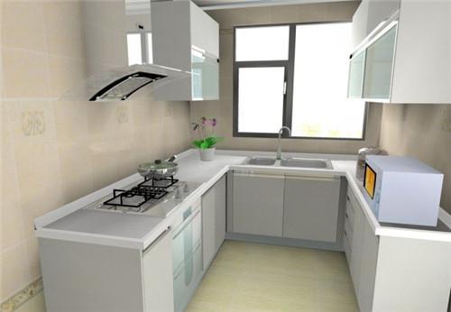3平米厨房装修效果图 2016小厨房装修设计实例