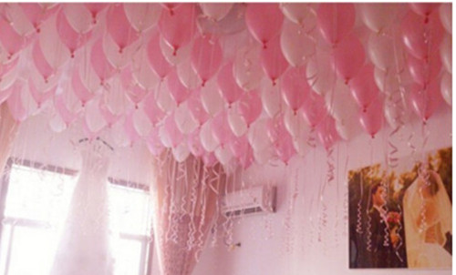 气球装饰婚房怎样才漂亮 20㎡婚房装饰效果图鉴赏