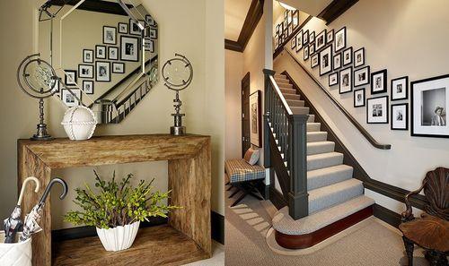 小复式楼梯装修效果图 小复式的楼梯不妨这样做