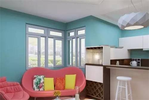 实用美观两不误 小面积客厅装修效果图
