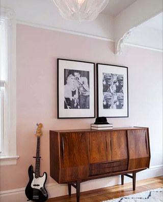 温馨家庭照片墙设计