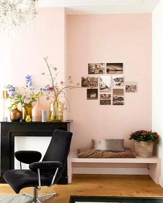 创意照片墙设计图