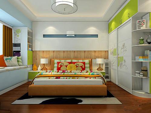 小户型女生卧室装修效果图 10平米卧室装修省钱经