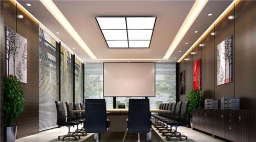 办公室装修风格 办公室装修效果图图片
