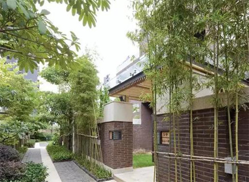 別墅花園園林裝修提升整體品位【寶雞工裝公司】