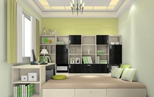小型公寓装修效果图 55平米小型公寓装修设计