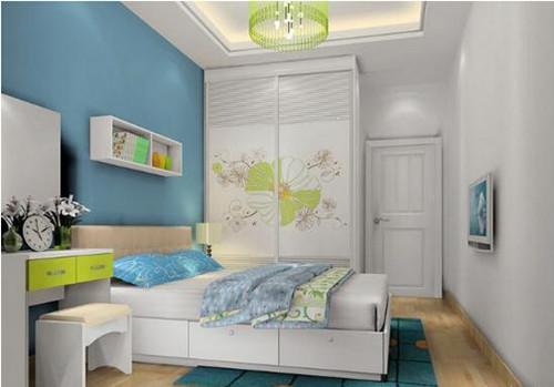 卧室装修效果图小户型大集合 卧室太小怎么办_按空间
