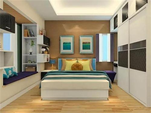 卧室装修效果图小户型大集合 卧室太小怎么办