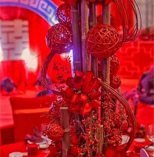 新中式婚礼效果图 传统中式婚礼设计_婚庆服务_婚庆图片