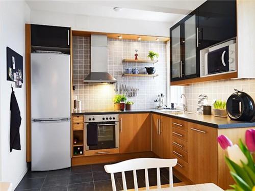 40平米单身公寓装修 4万打造北欧风小户型公寓