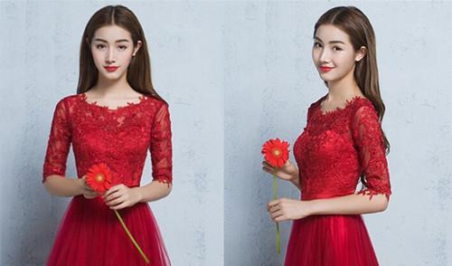 韩式新娘婚纱发型推荐 六款新娘发型图片欣赏