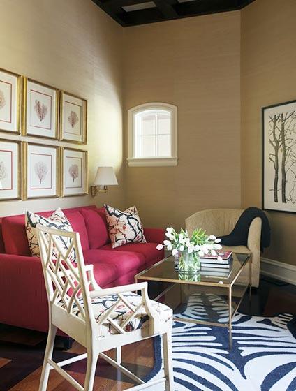 简约欧式客厅设计图片大全