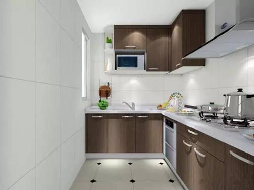 小厨房效果图 5平米厨房装修为你量身定做