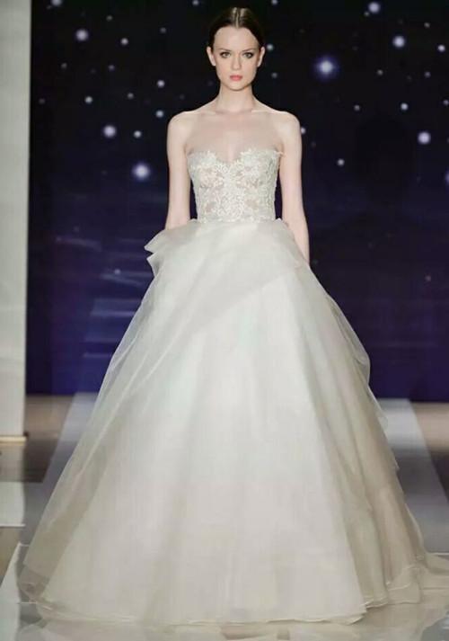 十二星座婚纱礼服 如何挑选合适的婚纱
