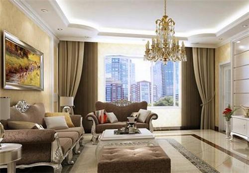 客厅连阳台装修效果图 温馨舒适的客厅阳台一体化设计图片