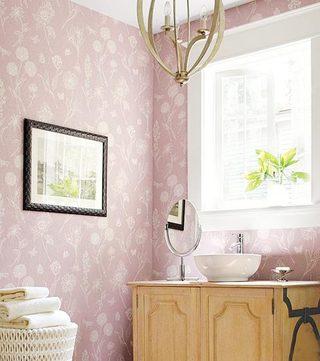小清新浴室设计参考图