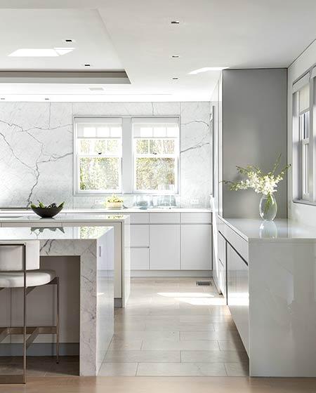 简约风格厨房装修效果图大户型