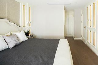 现代风格样板房装修衣柜图片