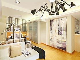 50㎡现代单身公寓图片  来自我的诉说