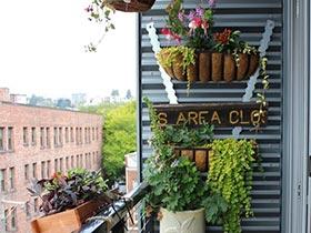 阳台小世界  10款休闲阳台装修实景图