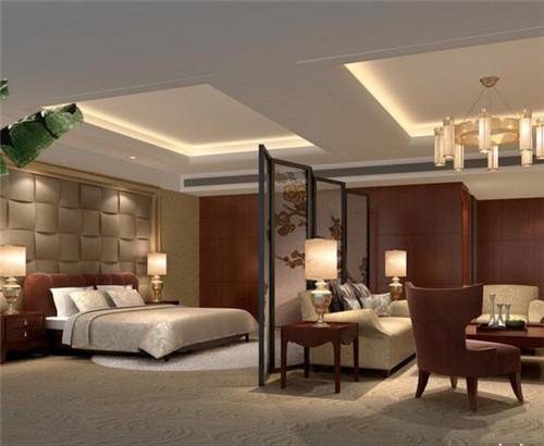 卧室客厅一体装修效果图 白领的单身公寓可以这样装图片