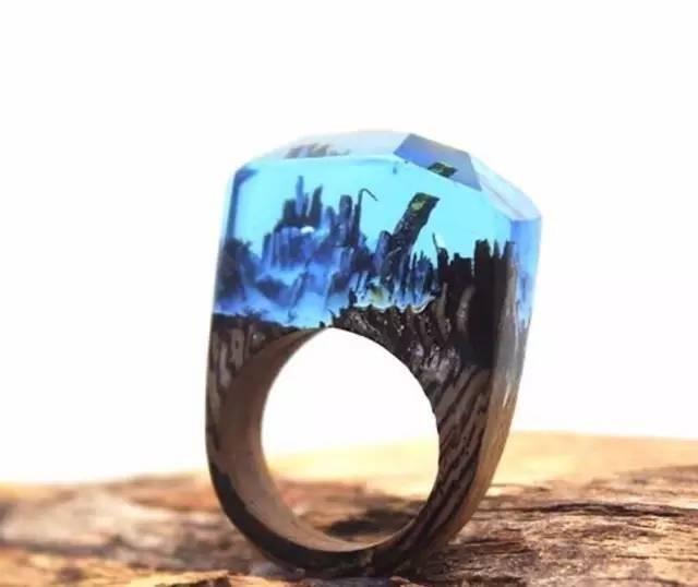 塑料戒指教程图解