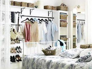 卧室衣帽间装修装饰效果图