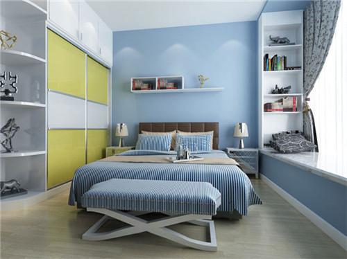 背景墙 房间 家居 起居室 设计 卧室 卧室装修 现代 装修 500_374