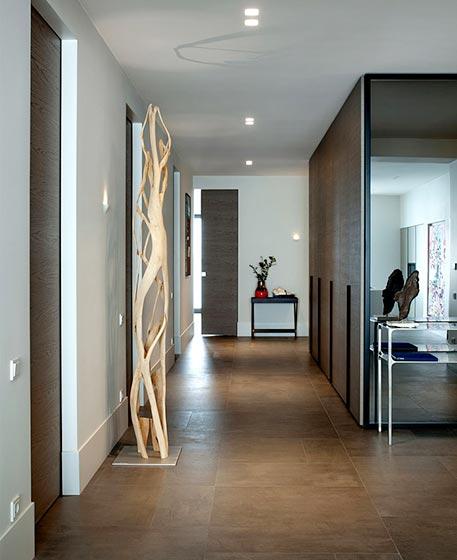 走廊设计平面图