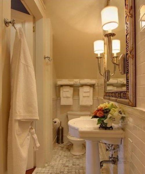 即墨卫生间装修个性卫生间装修效果图 个性卫生间装修