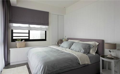 小户型卧室装修效果图 10平米小卧室个性化设计图片