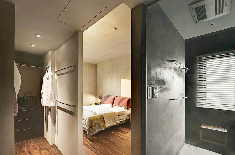 160平复式楼装修卧室效果图