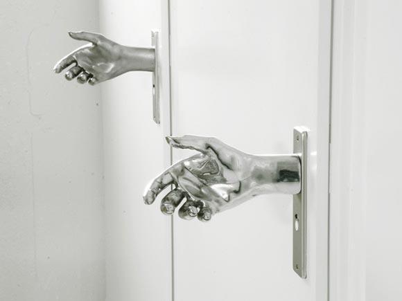 创意门把手设计图片