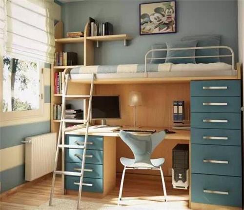 10平米卧室装修效果图 80后上班族必看的卧室装修