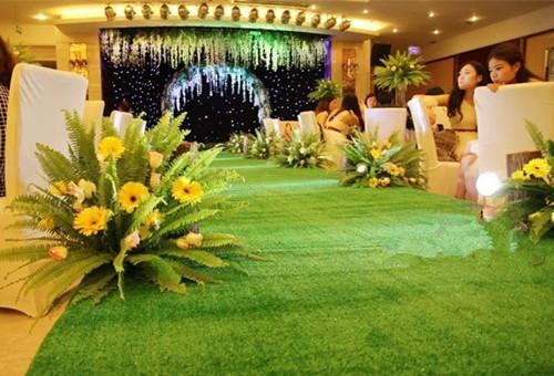 森系婚礼现场布置效果图 森系婚礼自己怎么布置