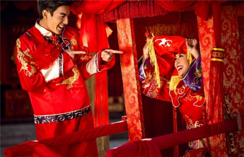 中式婚礼开场音乐哪种好 2017中式婚礼开场音乐大全图片