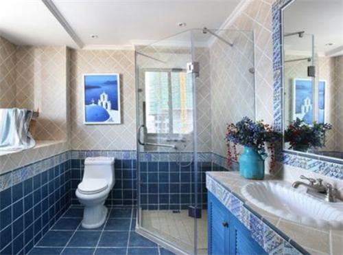 干湿卫生间装修效果图 如何打造干湿分离的卫生间