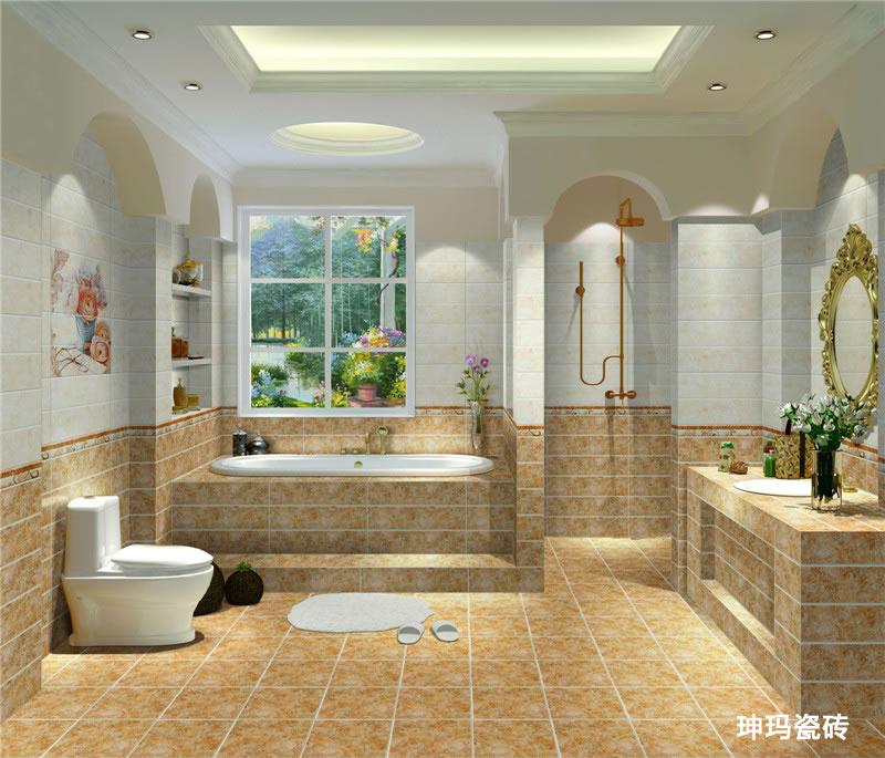 浴室瓷砖如何做到防水