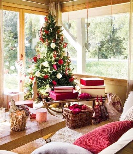 圣诞客厅设计图片大全