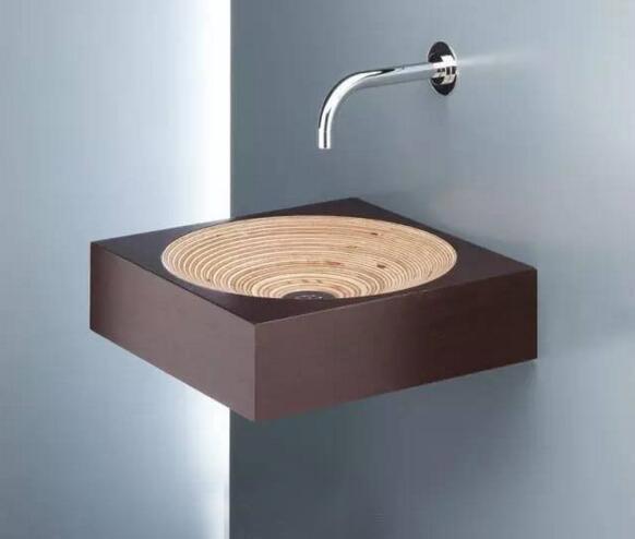 创意洗手池装修装饰效果图