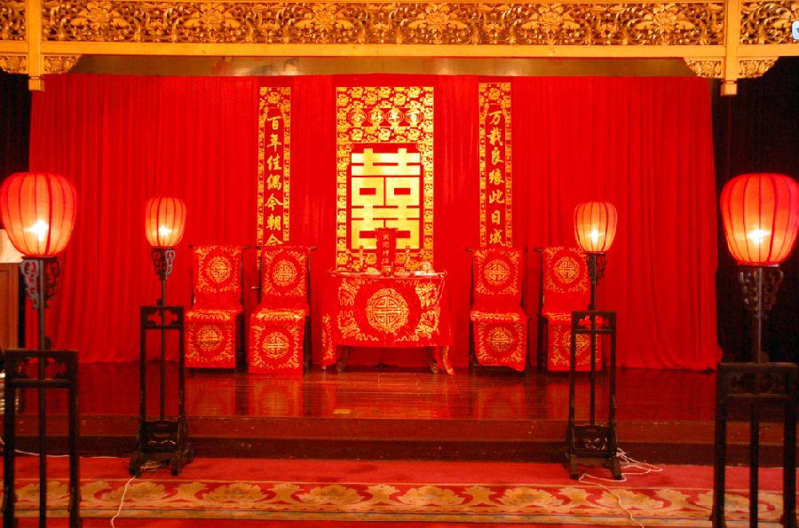 中式婚礼策划方案 如何策划中式婚礼