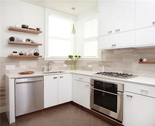 厨房装修效果图 不同风格的厨房装修设计