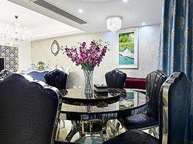 家庭美味宴会  10款古典餐厅布置图片
