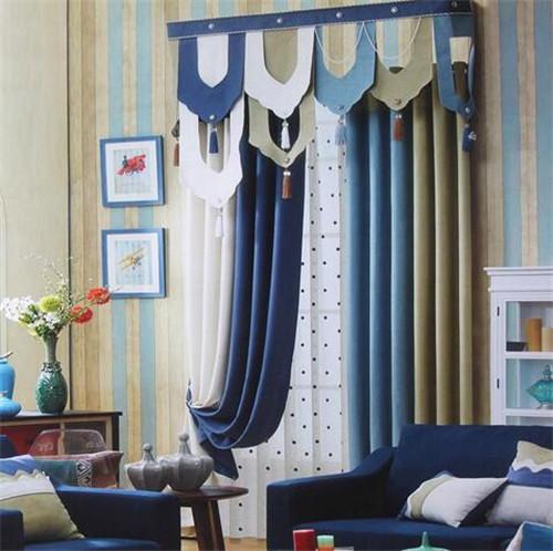 阳台窗帘装修效果图 2017流行的阳台窗帘搭配