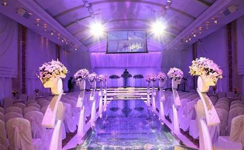 韩式婚礼现场布置效果图 如何布置韩式婚礼现场图片