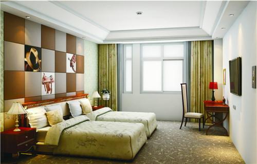 背景墙 房间 家居 酒店 起居室 设计 卧室 卧室装修 现代 装修 500图片