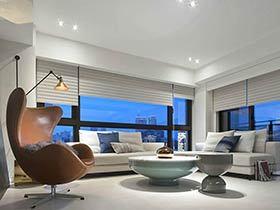 现代简约风格公寓装修图 弥漫优雅品调
