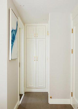 美式卧室衣柜设计图