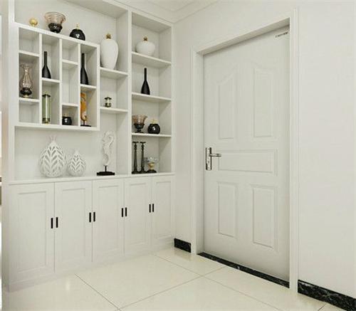 玄关酒柜装修效果图 超美玄关酒柜打造小资生活情调